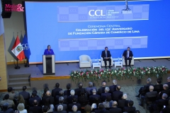 Aniversario 131 de la Cámara de Comercio de Lima