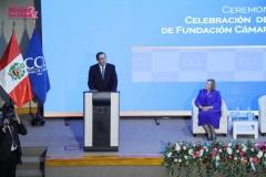 Martín Vizcarra y Yolanda Torreani