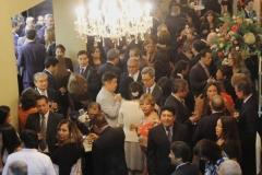 Celebración de la CCL desde el 2do piso