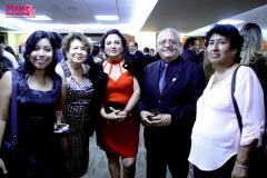 Zoila Hernández, Rosa Sanchez, Nestor Becerra y Josefina Hinojosa