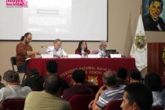 Danilo Assis Clímaco, Julio Mejía, Narda Henríquez y Agustín Lao Montes
