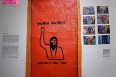Saco de arroz de Agro - Perú en honor a Micaela Bastidas