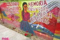"Mural: ""Micaela Bastidas"""