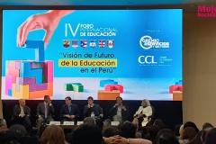 Expositores del evento IV Foro Internacional de Educación