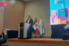 José Armando Hopkins (Segundo Vicepresidente de la CCL)
