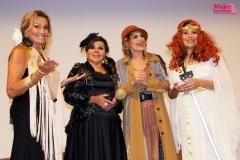 Foto Grupal de elenco de Monólogos Femeninos