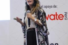 Valery Hidalgo y su discurso Moda Sostenible
