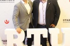 Rodrigo Salazar y Ricardo Rodriguez