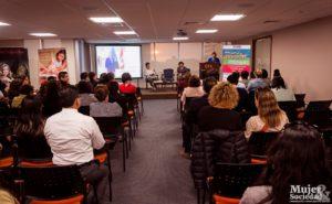 Discurso de apertura de VIVIR SIN MIEDO, por Yolanda Torriani, en CCL de Lima
