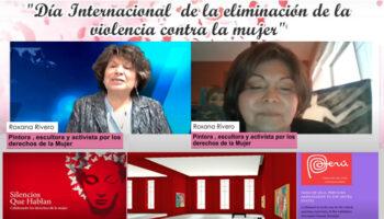 """Hoy 25 de Noviembre conmemoramos el """"Día Internacional de la eliminación de la violencia contra la mujer"""""""