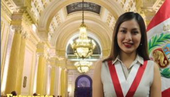 Entrevista:Congresista Arlette Contreras